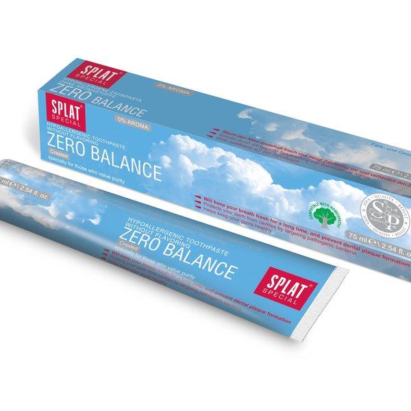 Splat Splat Tandpasta Special Zero-Balance