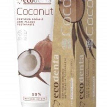 Ecodenta TP Organic Anti-tandplak Coconu