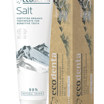 Ecodenta TP Oragnic Gev.Tanden Salt