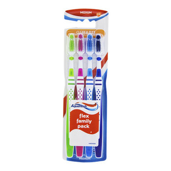 Aquafresh TB Flex Medium 4st