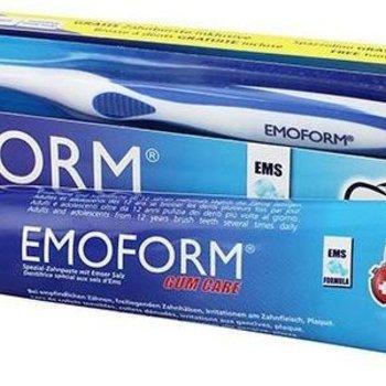 Emoform Tandpasta Gum Care+Tandenborstel
