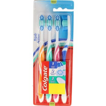 Colgate TB Triple Action 4-pack