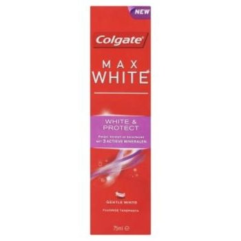 Colgate TP 75 ml Max White White&Protect