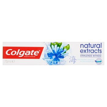 Colgate TP 75 ml Nat. Extracts Witheid