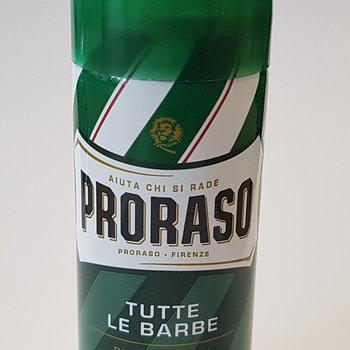 Proraso Scheerschuim 50 ml Mini Groen