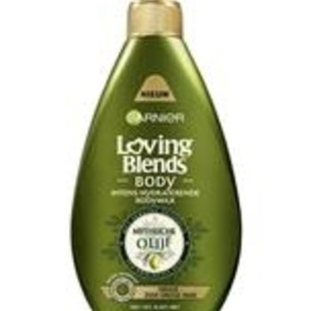 Loving Blends BodyMilk 400 ml Myth.Olijf