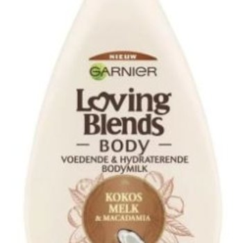 Loving Blends BodyMilk 250 ml Kokosmelk