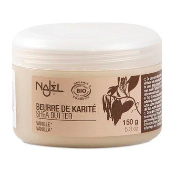 Najel Butter 150gr Sheabutter Vanilla