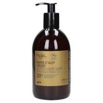 Najel Zeep Liquid Body 500 ml Gev. Huid