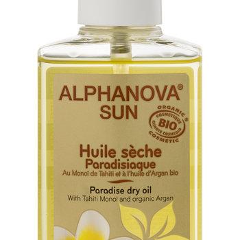 Alphanova Sun Dry Oil Spray 125 ml Parad