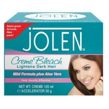 Jolen Creme Bleach 125 ml Mild Aloe Vera