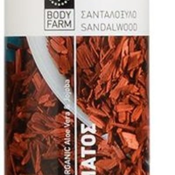 Bodyfarm Body Milk 250 ml Sandalwood