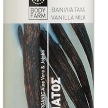 Bodyfarm Body Milk 250 ml Vanilla Milk