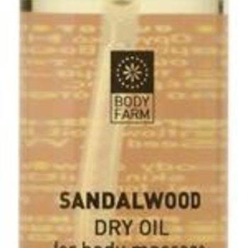 Bodyfarm Dry Oil 100 ml Sandalwood