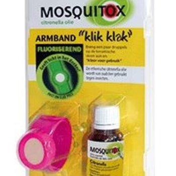 Mosquitox Armband + Olie