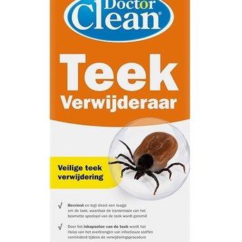 Dr. Clean Teek Verwijderaar voor Mens