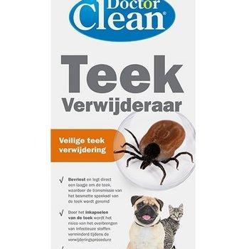 Dr. Clean Teek Verwijderaar voor Dier