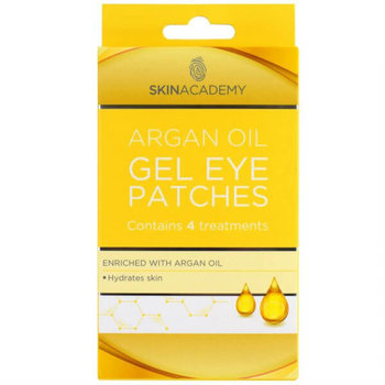 Skin Academy Eye Patch 4 paar Argan Oil