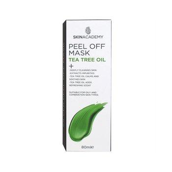Skin Academy Gezichtsmasker 80 ml Peel Off  Tea Tree