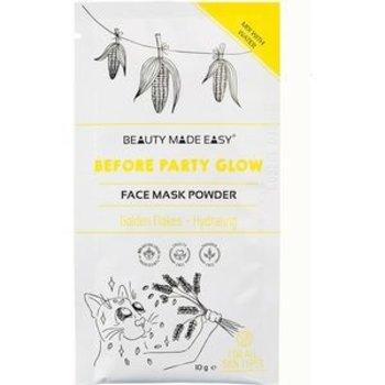Beauty Made Easy Gezichtsmasker 10 gram Before Part