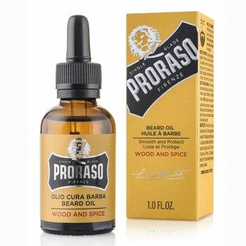 Proraso Beard Oil 30 ml Wood and Spice Baardverzorging