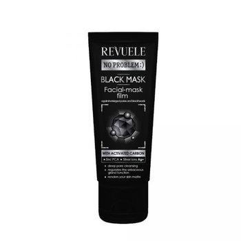 Revuele No Problem Black Mask 80 ml Facial Peel Off Mask
