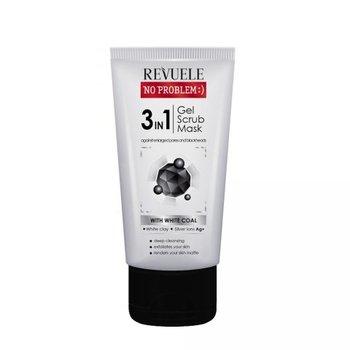 Revuele No Problem 3 in 1 Gel, Scrub & Mask 150ml
