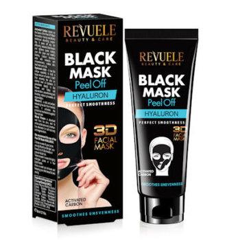 Revuele Black Mask 80 ml Peel Off – Hyaluron