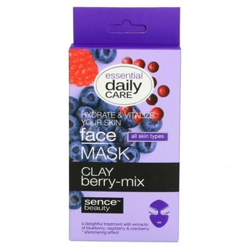 Sence Beauty Masker Clay Berry Mix