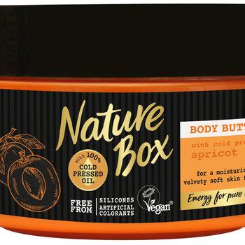 Nature Box  Body Butter Apricot
