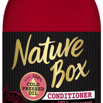 Nature Box  Cremespoeling 385ml Pomegran