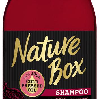 Nature Box  Shampoo 385ml Pomegranate
