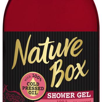 Nature Box  Showergel 385ml Pomegranate