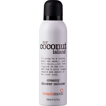 Treaclemoon Shower Mousse Coconut Island