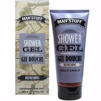 Man'Stuff Showergel Refreshing 200 ml