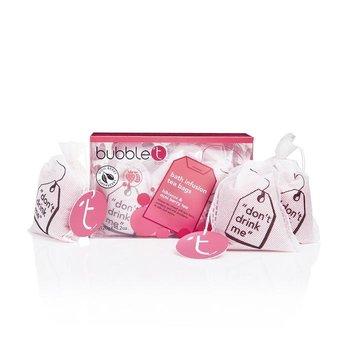 Bubble T Bath Infusion T-Bags Hibisc&Aai
