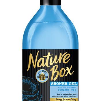 Nature Box Showergel 385ml Coconut