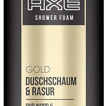 Axe Showerfoam 200 ml Gold
