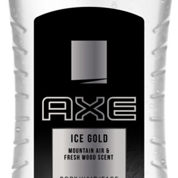 Axe Showergel 250 ml Ice Gold Pure Clean