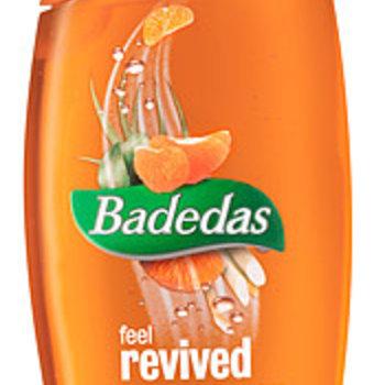 Badedas Douche 250ml Feel Revived