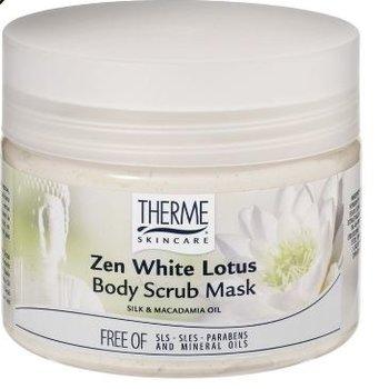 Therme Scrub Mask Zen White Lotus