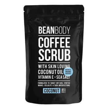 Bean Body Scrubs 220 gr Coconut