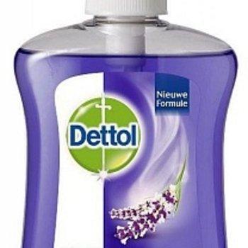 Dettol Handzeep 250 ml Verzacht Lavendel