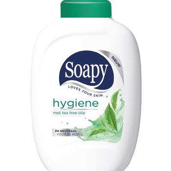 Soapy Pomp 300ml Hygiene