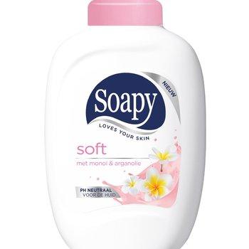 Soapy Pomp 300ml Soft