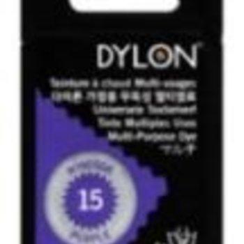 Dylon Textielverf Multi 15 Windsor Purpl