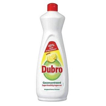 Dubro Afwas 900 ml Extra Citroen
