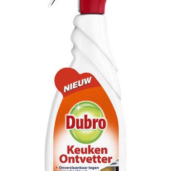 Dubro Keuken Ontvetter Spray 650 ml
