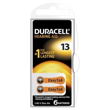 Duracell Gehoorapparaat DA13 6 stuks