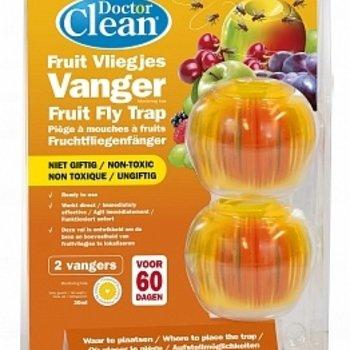 Dr. Clean Fruitvliegjesvanger Duo